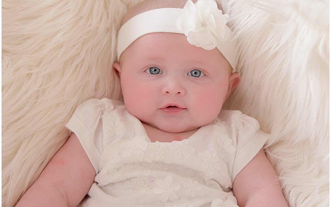 Gorgeous baby photoshoot